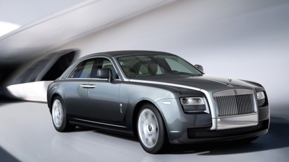 2009 Rolls-Royce Ghost