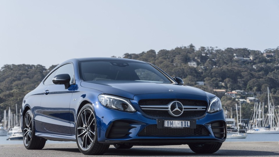 Mercedes-AMG C43 Coupe 2019 Review