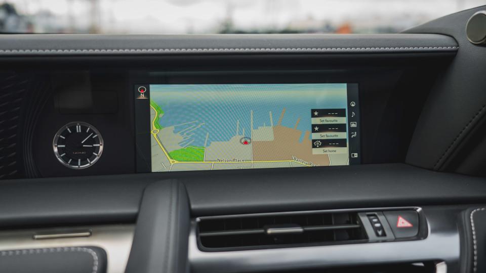 2019 Lexus LC500h review-3