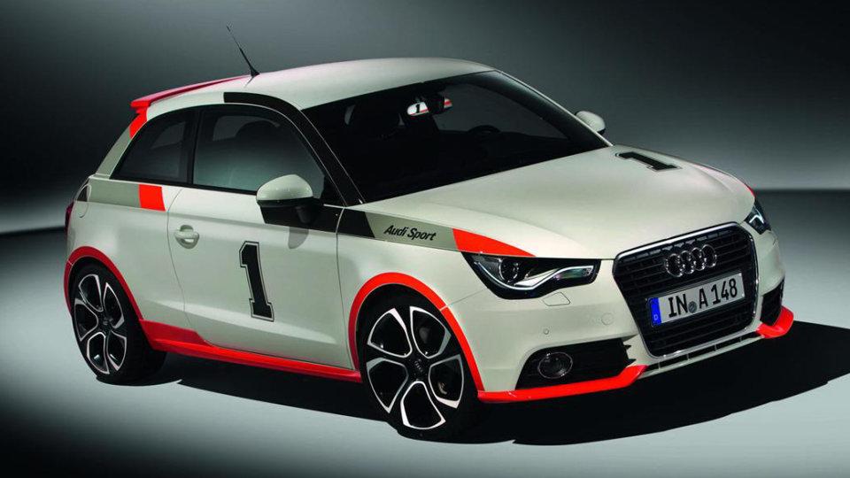 Audi S1 To Debut At Paris