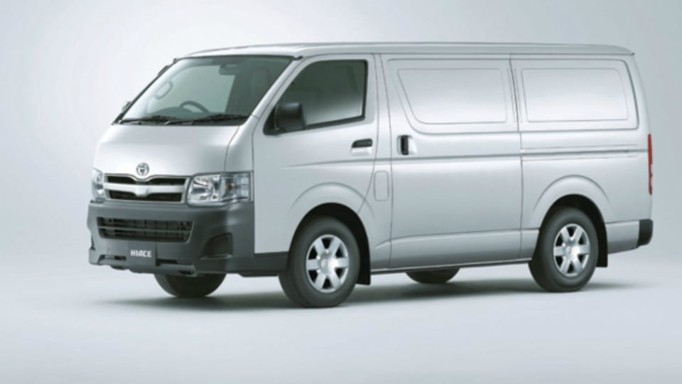 Toyota HiAce Recalled For Automatic Shifter Valve Vulnerability