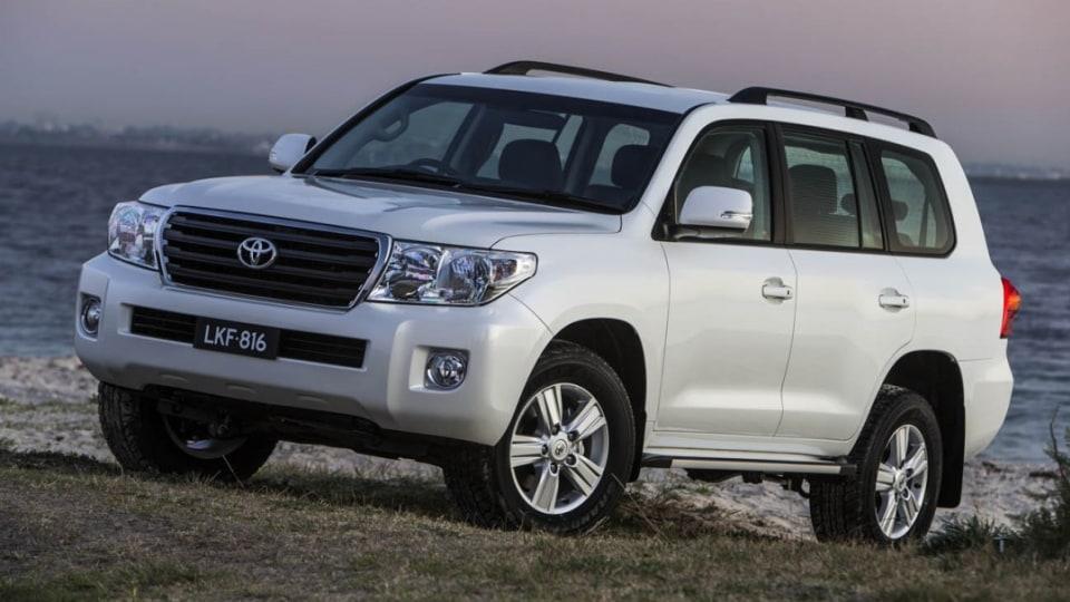 2014 Toyota LandCruiser Altitude: Price And Features For Australia