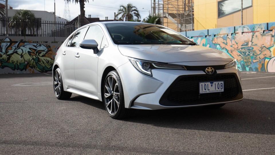 2020 Toyota Corolla ZR sedan review