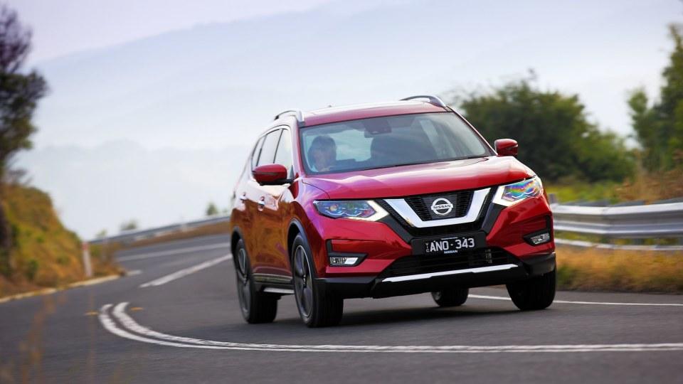 Nissan X-Trail Range Review