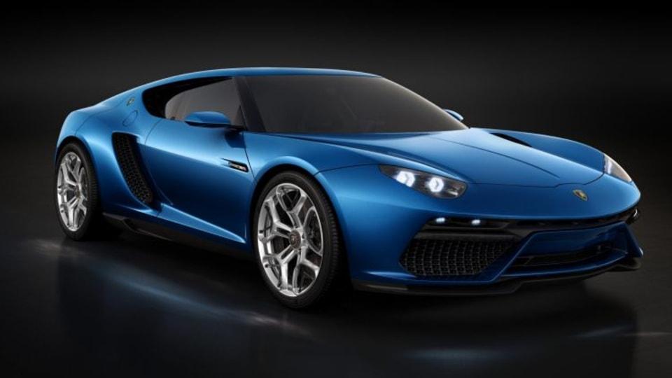 Lamborghini planning four-seat coupe