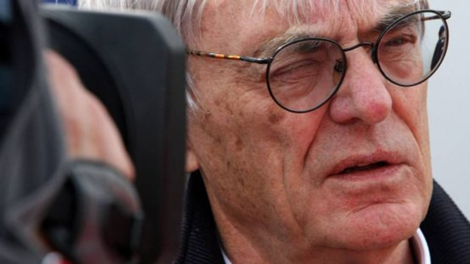 Ecclestone Admits McLaren Could Face Ban