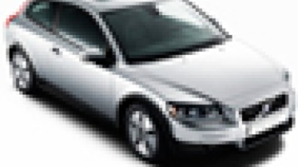 Volvo C30 BEV electric car