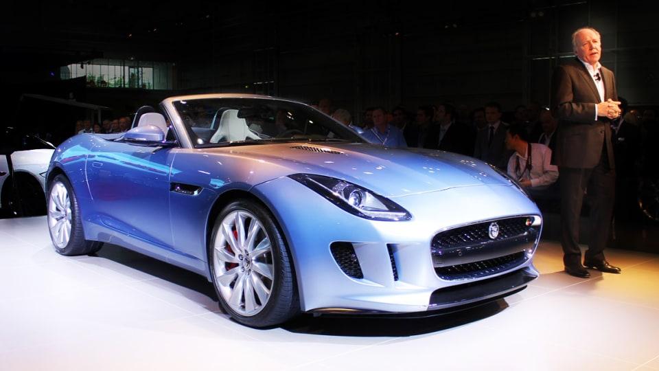 TMR Interview: Jaguar Design Boss Ian Callum On The F-Type's F-factor