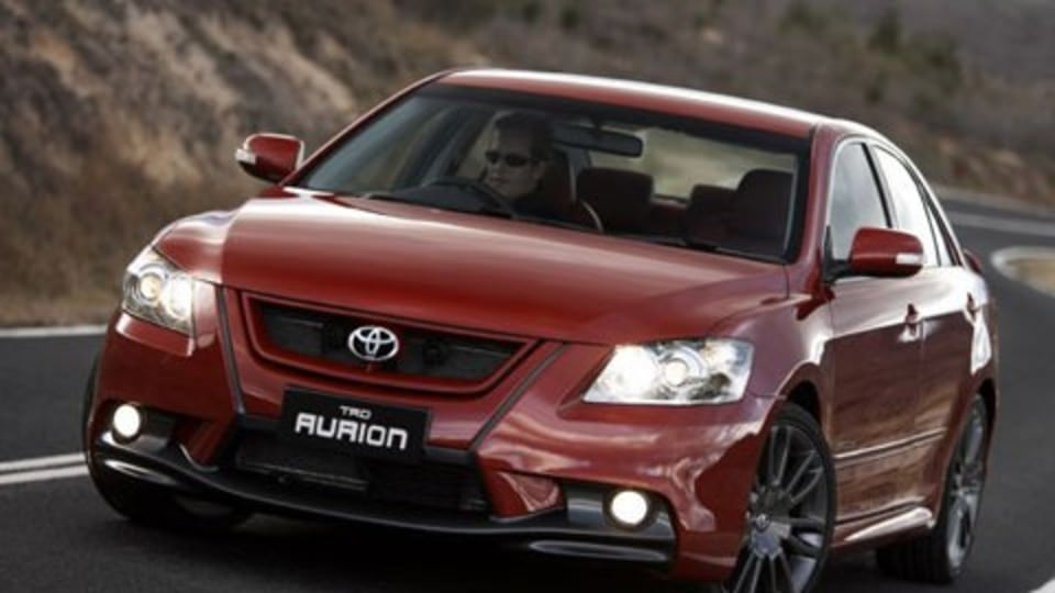 TRD To Cease Australian Operations From March 2009
