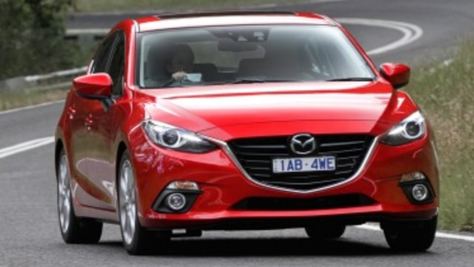 Mazda3 to get mid-life makeover