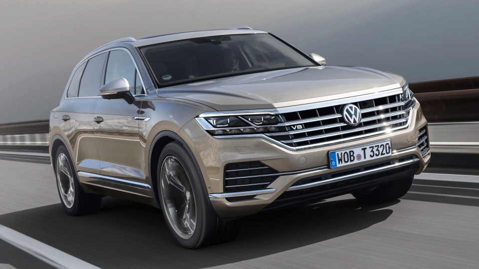 2021 Volkswagen Touareg R coming with PHEV power-1