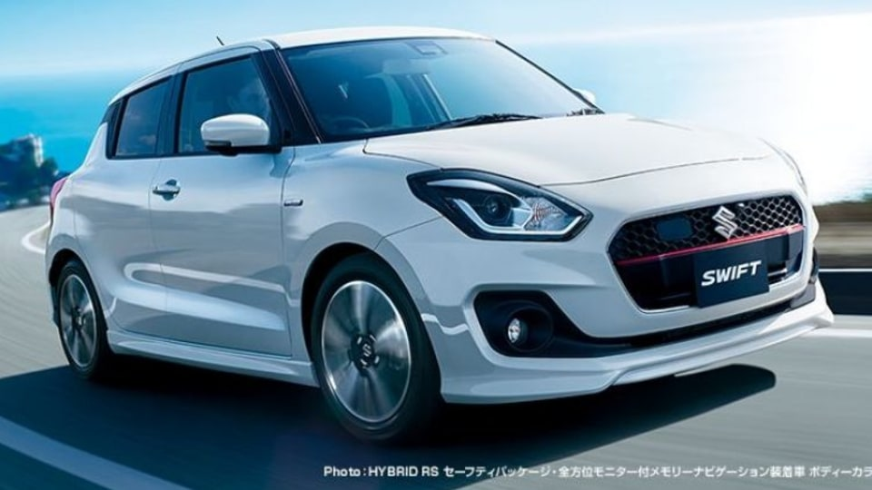 Suzuki Swift coming soon