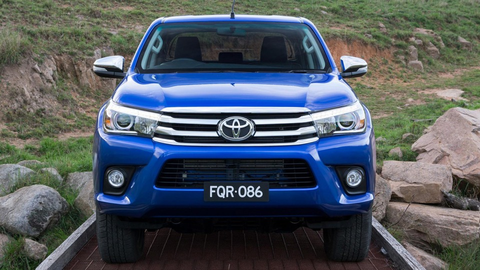New 2016 Toyota HiLux Revealed In Sydney, On Sale From October