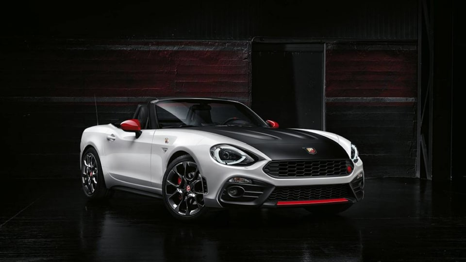 Fiat 124 Spider Abarth - New Roadster Priced From $43,500 Drive-Away