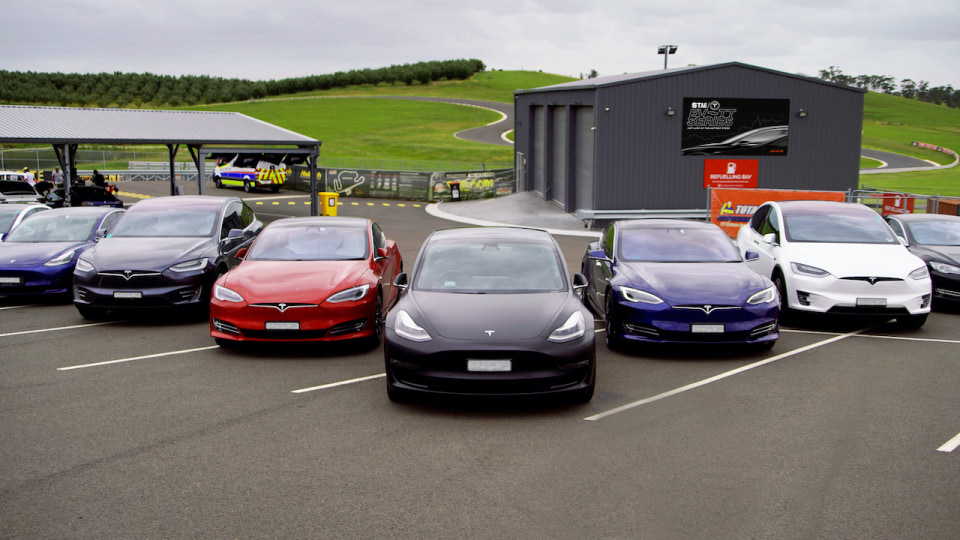 Tesla on track: Stake and Australian owners club launches first time trial series