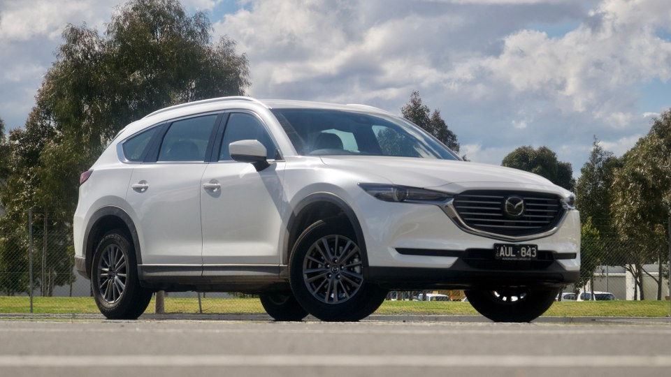 Mazda CX-8 Sport diesel 2018 new car review