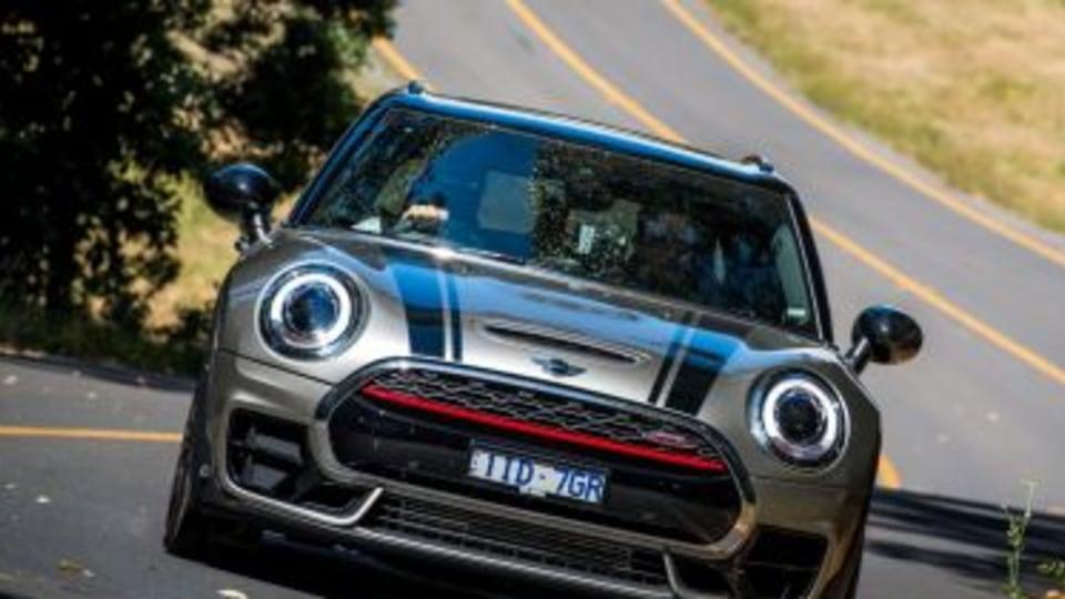 2017 Mini Clubman John Cooper Works new car review