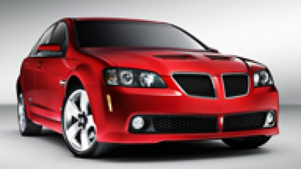 Holden's new Commodore SS-V Special Edition.