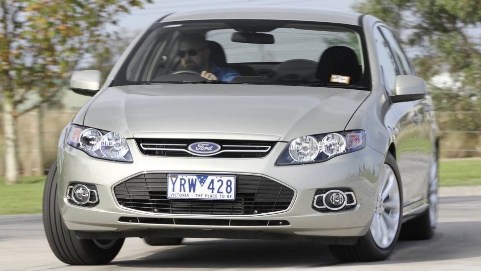 Recalls: Ford Falcon, Mitsubishi Pajero, Nissan Pathfinder, Honda And More