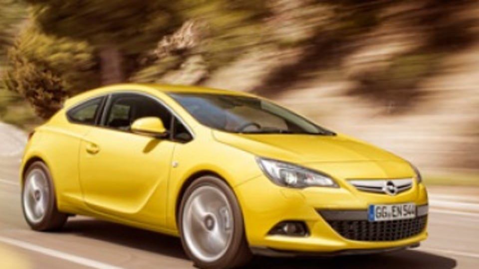 Opel aims for big sales in Australia