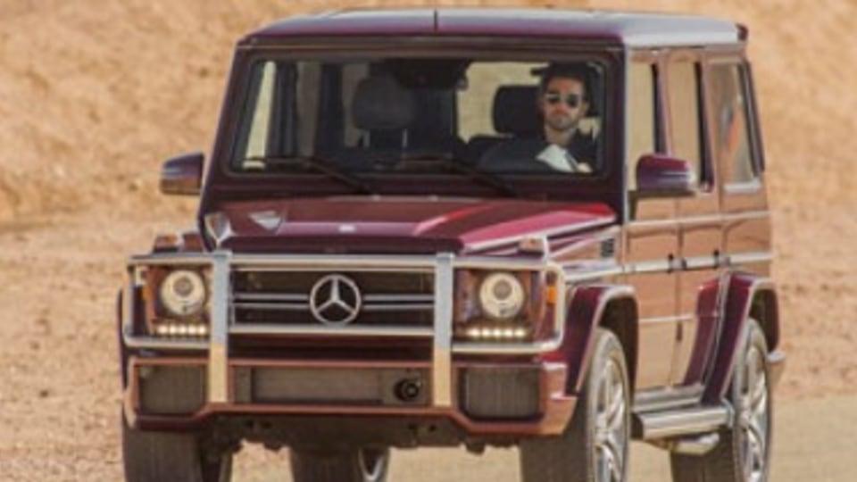 Mercedes-Benz G63 AMG first drive