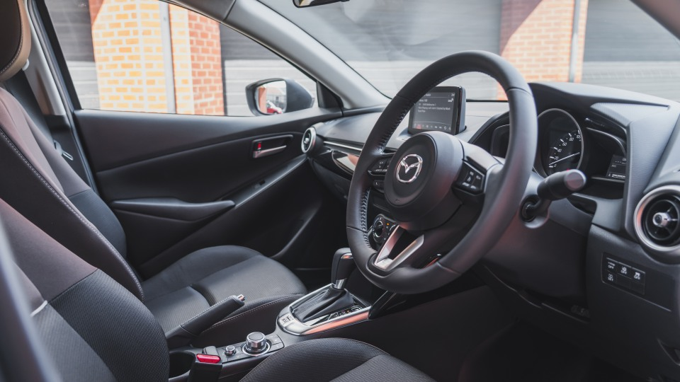 2020 Mazda 2 review: G15 Pure auto-3
