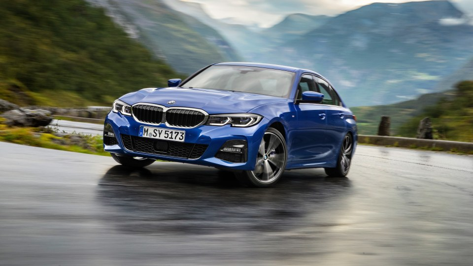 2019 BMW 3-Series revealed