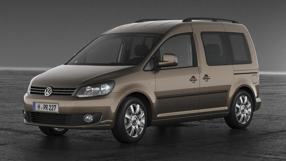 2011 Volkswagen Caddy Revealed, Australian Launch Late 2010
