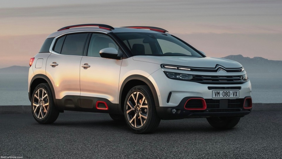 Well-priced C5 Aircross to lead Citroen reboot