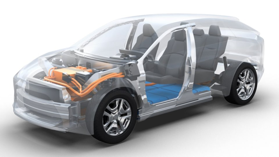 Toyota and Subaru to develop joint electric car platform