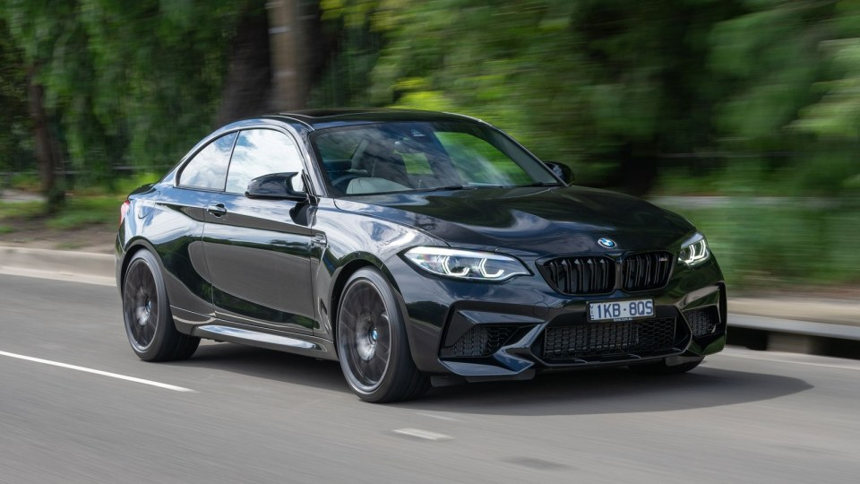BMW M2 Competition 2018 Coupe Review