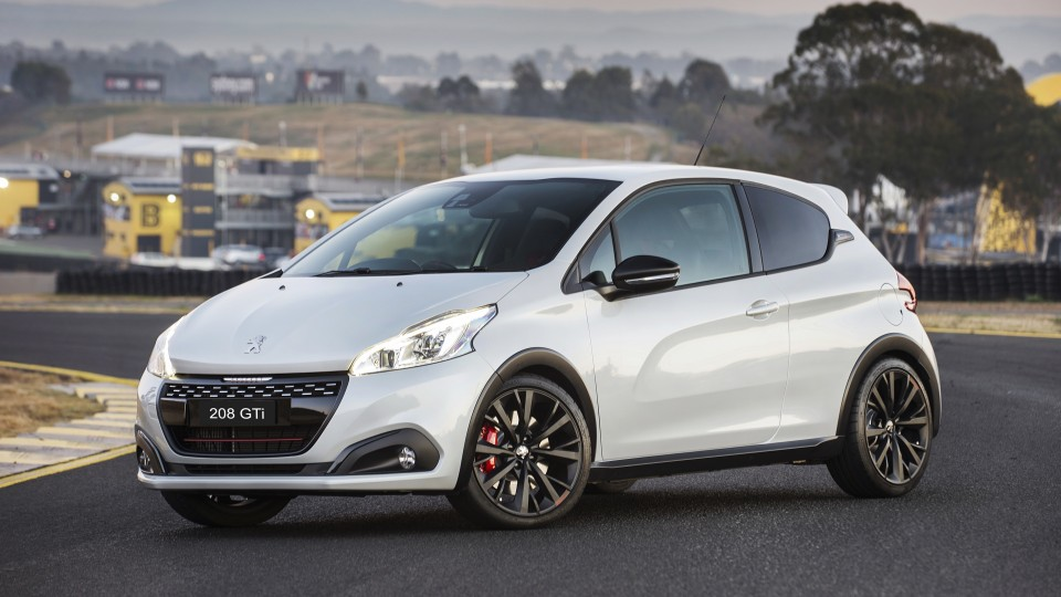 Peugeot farewells 208 GTi with limited edition