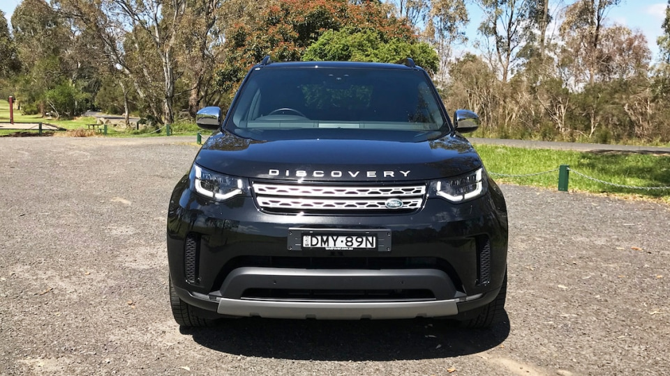2017 Land Rover Discovery Td6 HSE