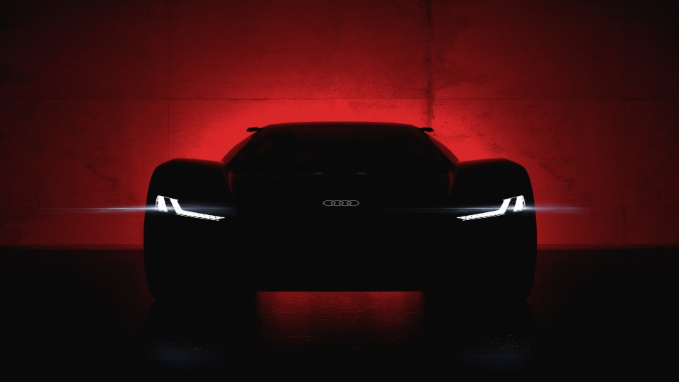 Audi teases new electric-powered PB18 e-tron concept