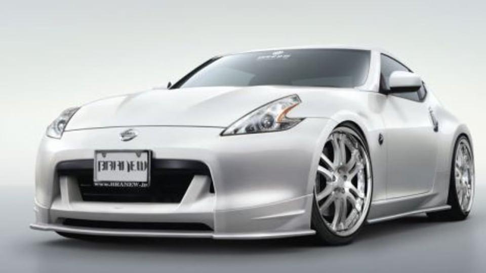 Branew, Zele To Bring Super-Svelte 370Zs To Tokyo Auto Salon