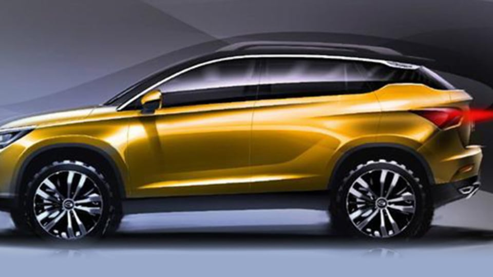 GAC GS4 Teased Further: Is This China's Most Stylish SUV Yet?