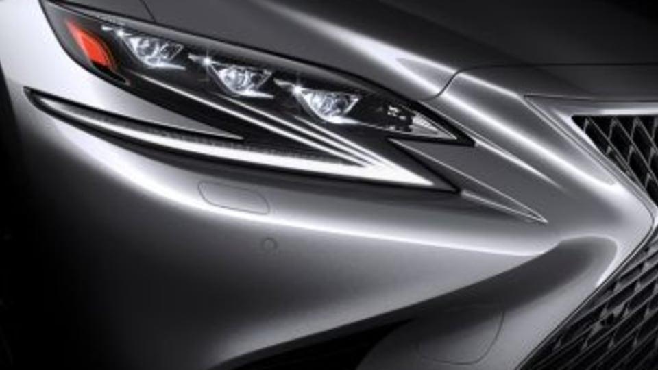 2016.12.23 2018 Lexus LS.