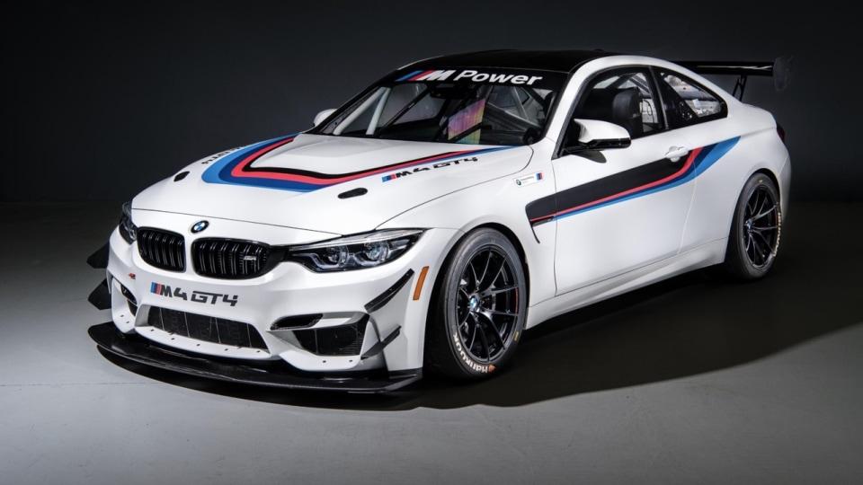 BMW M4 GT4 ready for Australian debut
