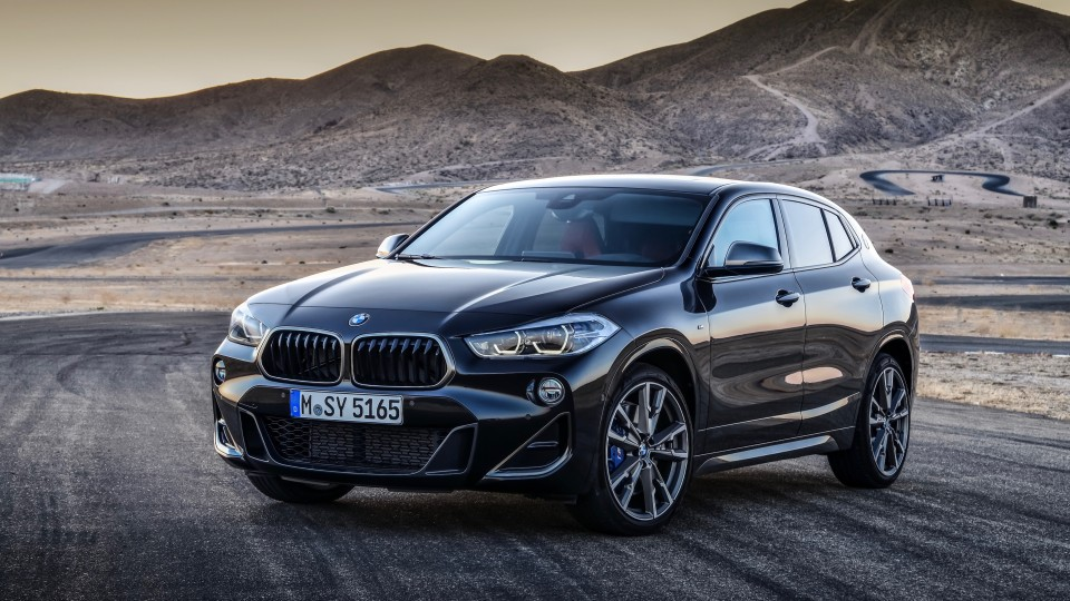 BMW adds new flagship X2