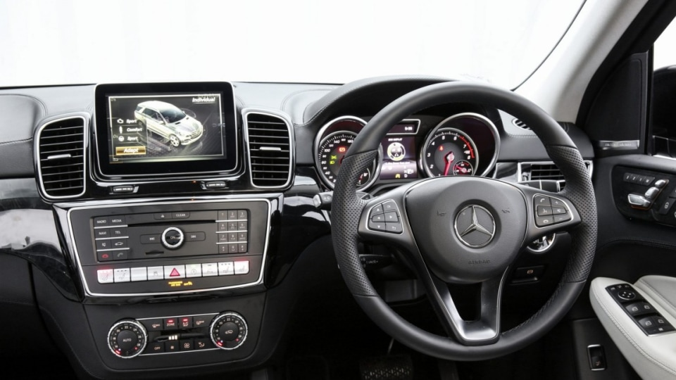 Popular SUV gets a makeover and a name change with the new Mercedes-Benz GLE500 replacing the ML-Class SUV.