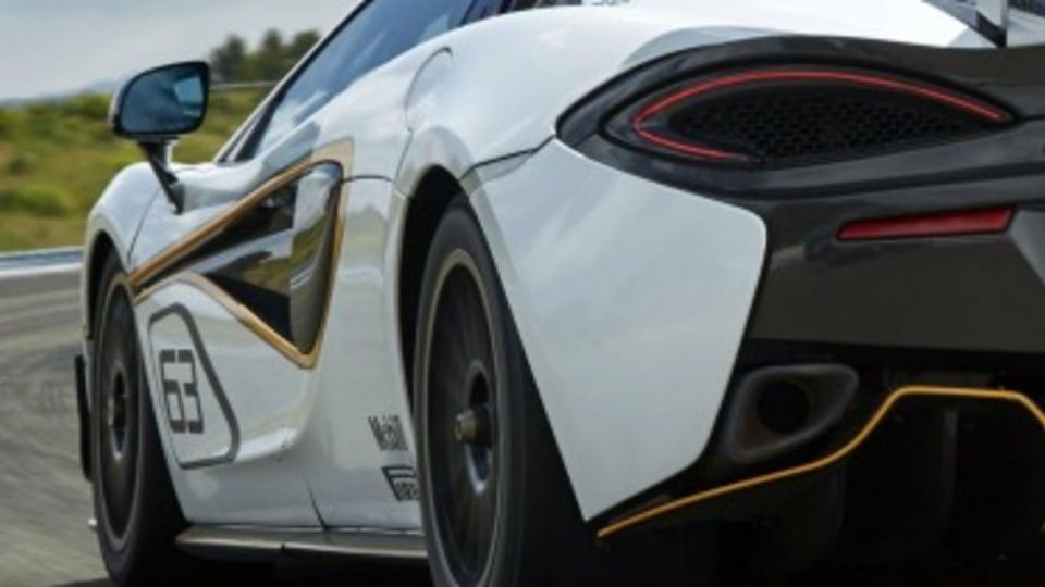 McLaren 570S Sprint to make global debut