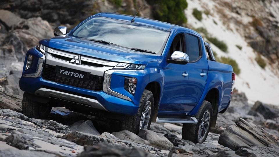 2019 Mitsubishi Triton: Pricing and specification