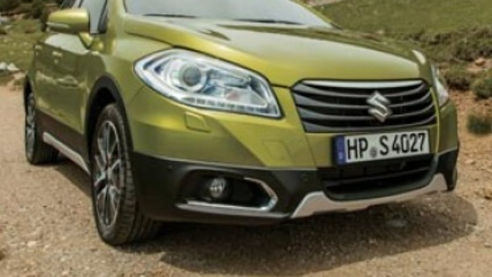 Suzuki S-Cross: pricing and details