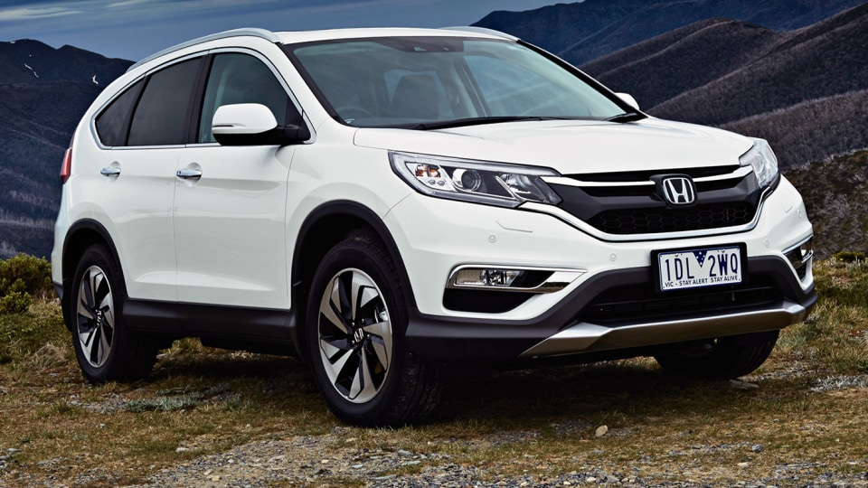2015 Honda CR-V Series II: Price And Features For Australia