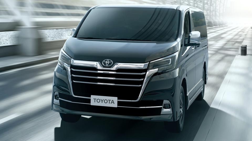 2019 Toyota Granvia revealed, Tarago axed