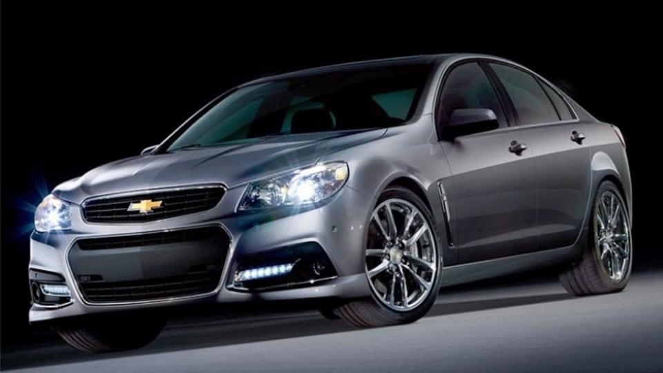 Chevrolet  SS.