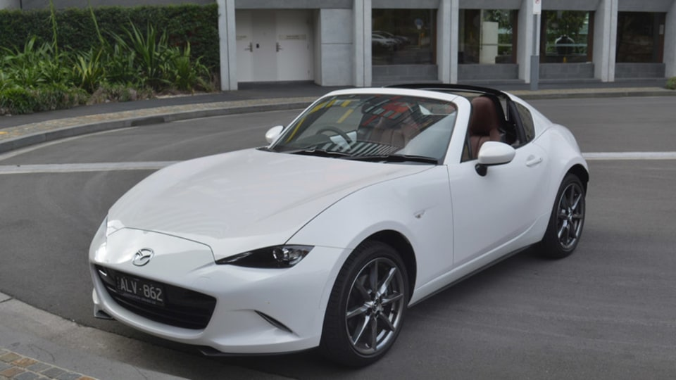 2017 Mazda MX-5 RF GT Review | Convertible Ups The Style Stakes With New Hardtop