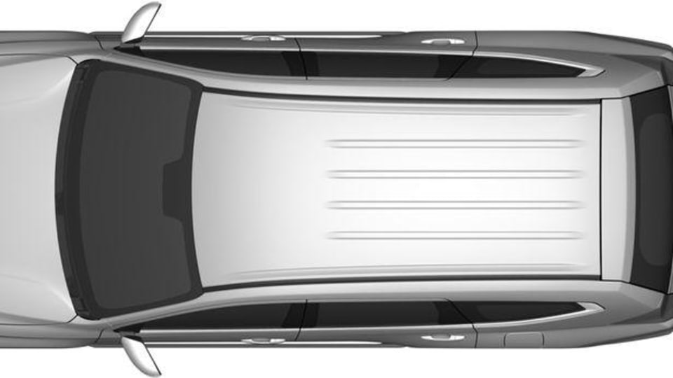 2016 Mitsubishi Challenger - Patent Renderings