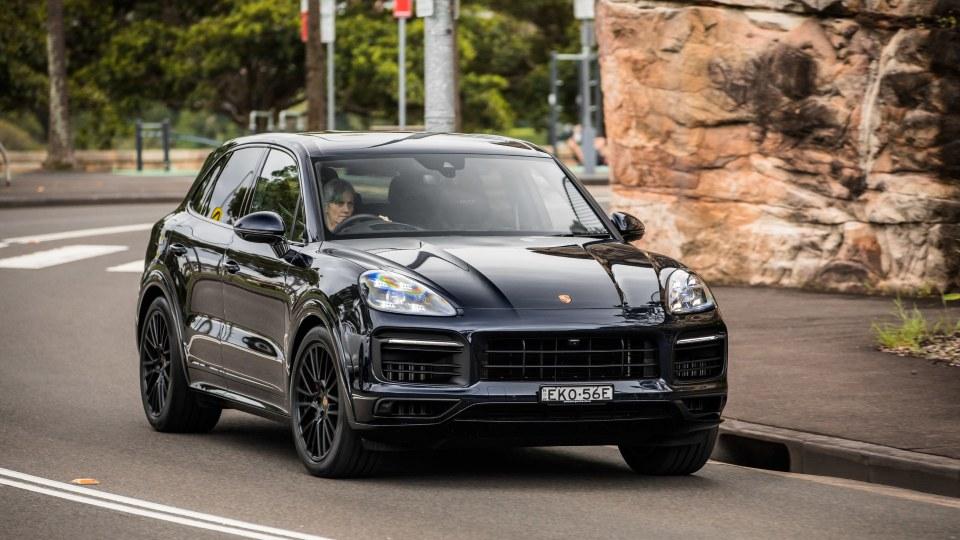 2021 Porsche Cayenne GTS review