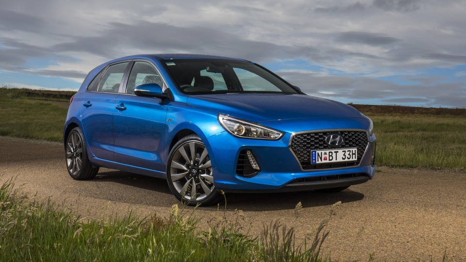 Drive Car of the Year 2017 Hyundai i30 SR